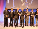 Việt Nam có đại diện duy nhất nhận giải đào tạo CNTT cấp châu lục