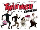 """Thử thách """"điệu nhảy TWINWash"""" gây sốt trên thế giới đã có mặt tại Việt Nam"""