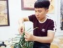 Từ bao mì gói, thầy giáo sáng tạo ra sản phẩm kỷ lục Việt Nam