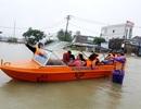 Hai người chết do lũ, sơ tán hơn 1.800 hộ dân đến nơi an toàn