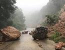 Đà Nẵng: Đường lên bán đảo Sơn Trà sạt lở nghiêm trọng