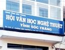Cho nghỉ việc Phó Chủ tịch Hội Văn học - Nghệ thuật Sóc Trăng