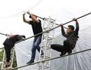 Dựng rạp, mổ lợn xem chung kết AFF cup tại nhà Văn Đức, Quang Hải