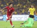 Chấm điểm trận Malaysia 2-2 Việt Nam: Thần may mắn ngoảnh mặt với Đức Chinh