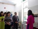 Tham quan học tập mô hình bếp ăn mẫu bán trú tại Lạng Sơn