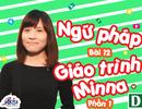Học tiếng Nhật: Tổng hợp kiến thức ngữ pháp bài 12 giáo trình Minna no Nihongo (P1)
