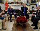 """Cuộc tranh luận """"nảy lửa"""" giữa Tổng thống Trump và lãnh đạo phe Dân chủ"""