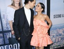 Vanessa Hudgens hạnh phúc bên bạn trai