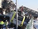 Tàu cao tốc Thổ Nhĩ Kỳ đâm gẫy đôi cầu đi bộ, 9 người chết, 46 người bị thương
