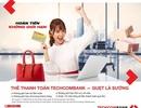 Xu hướng tiêu dùng thông minh với thẻ Techcombank Visa Debit