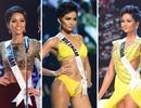 H'hen Niê trở thành tâm điểm tại cuộc thi Hoa hậu Hoàn vũ với thần thái tự tin