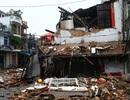 Hiện trường kinh hoàng nơi ngôi nhà cổ đổ sập trong đêm