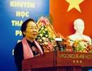 Chủ tịch Hội Khuyến học Việt Nam: Cần kéo các trường ĐH, CĐ vào hoạt động khuyến học