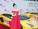 Dàn Hoa hậu, Á hậu Việt cổ vũ Đội tuyển VN trước trận chung kết lịch sử