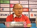 """HLV Park Hang Seo: """"Tôi xúc động với chức vô địch AFF Cup 2018"""""""