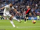 Đánh bại Vallecano, Real Madrid lọt vào top 3 La Liga