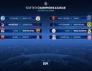 MU gặp PSG, Bayern Munich đụng Liverpool ở vòng 1/8 Champions League
