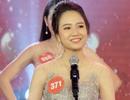 Cận cảnh nhan sắc tân Hoa khôi Sinh viên Việt Nam 2018