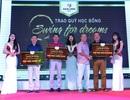Nam Long Friendship Golf Tournament 2018 gây quỹ cho sinh viên nghèo, hiếu học