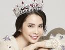 Chiêm ngưỡng nhan sắc Hoa hậu Huỳnh Vy