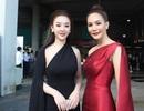 """Người đẹp Hoàng Hải Thu """"đọ sắc"""" với Hoa hậu Hoàn vũ Thái Lan"""