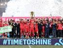 Giấc mộng 10 năm của bóng đá Việt Nam cùng thế hệ tài đức vẹn toàn