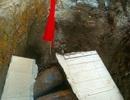 Phát hiện hầm đạn pháo khi đang đào đường dẫn dây điện