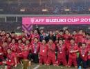 Vô địch AFF Cup 2018, đội tuyển Việt Nam xây chắc vị trí ở top 100 thế giới
