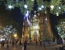Nhà thờ ở Hà Nội lung linh trước đêm Giáng sinh