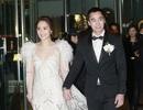 Chung Hân Đồng diện ba chiếc váy tuyệt đẹp trong hôn lễ tại Hồng Kong