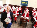 Ngôi trường đào tạo… ông già Noel tại Anh