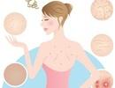 Bụi siêu mịn có thể gây đột biến gen và ung thư da