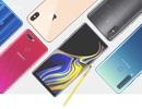 """Bình chọn smartphone 2018: Galaxy Note 9, iPhone XS Max """"bám đuổi"""" phút cuối"""