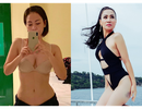 """Thu Minh """"tuyệt thực"""", ép cân kham khổ sở hữu vóc dáng sexy """"choáng váng"""""""