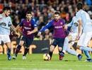 Đánh bại Celta Vigo, Barcelona xây chắc ngôi đầu bảng