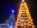 """Độc đáo những """"siêu phẩm"""" đón Giáng sinh"""