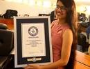 Thiếu nữ 16 tuổi lập kỷ lục thế giới với mái tóc dài như công chúa Disney