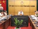 Chủ tịch tỉnh Bắc Giang chỉ đạo quyết liệt chống tham nhũng và xử lý sai phạm!