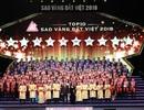 Hòa Phát lọt Top 10 Sao Vàng Đất Việt 2018