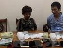 Hà Nội: Nổ súng bắn thủng lốp ô tô kẻ buôn ma túy
