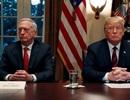 Nổi giận vì thư từ chức, ông Trump buộc Bộ trưởng Quốc phòng thôi việc ngay lập tức