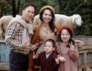 MC Mỹ Lan VTV hiếm hoi khoe chồng và hai con sau 10 năm kết hôn