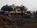 Thổ Nhĩ Kỳ sắp triển khai chiến dịch quân sự lớn ở Syria