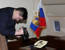 Ông Putin mời vị khách đặc biệt 15 tuổi thăm chuyên cơ tổng thống