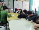 2h sáng, 13 thanh thiếu niên hút ma túy trong tiệm cắt tóc