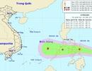 Áp thấp nhiệt đới khả năng thành bão đang hướng vào Biển Đông