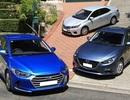 """10 mẫu xe ăn khách: Toyota, Honda """"thua"""" Trường Hải và Thành Công"""