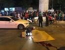 Hà Nội: Va chạm với ô tô con, nữ sinh bị xe buýt cán tử vong