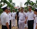 Phó Tham mưu trưởng Hải quân Ấn Độ thăm Học viện Hải quân Việt Nam