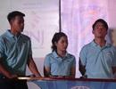 Sinh viên ĐH Quy Nhơn chế thiết bị bật tắt đèn thông minh bằng giọng nói